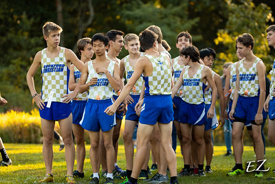 RCS Boys Cross Country 2019