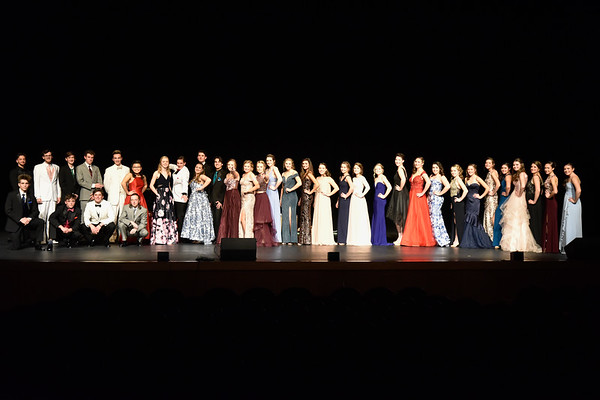 SPHS Senior Prom Fashion Show