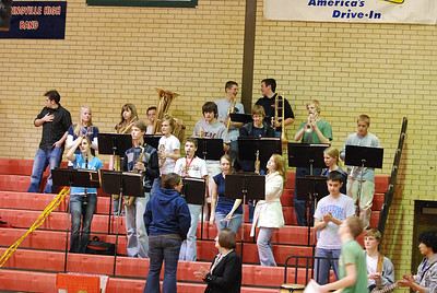 Band Basketball 2009
