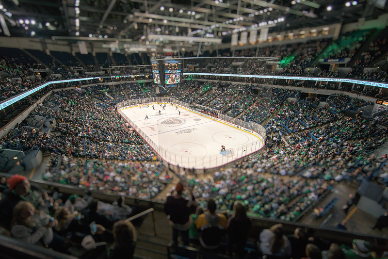 2016 NCHC Frozen Faceoff Conference Championship