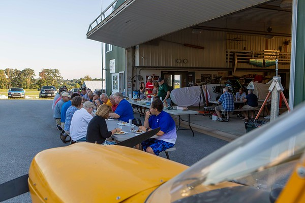EAA Chapter 240 - End of Summer Picnic