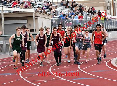 2016-17 High School Track Meets