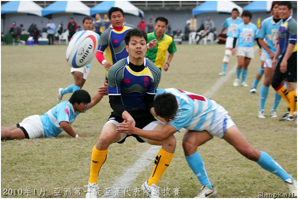 2010 A5N代表選拔-預賽-長榮大學白隊 VS 歐力富(CJU-W vs ORIFU)