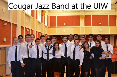 20151119 Jazz Band at tthe UIW