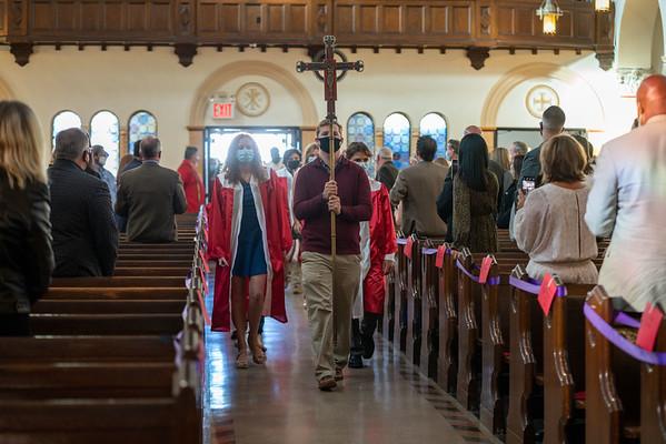2020 Confirmation St. Ignatius Martyr