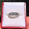 1.00ctw Half-eternity Baguette Ring 0