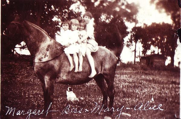 Bessie Grace Templeton (Nellie's daughter)