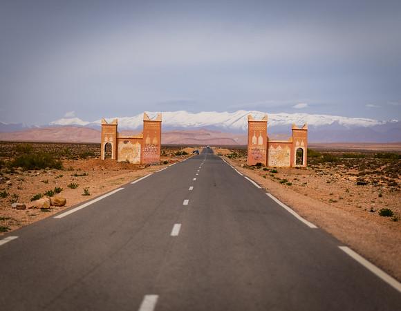 Morocco - Casablanca, Marrakech, Skoura and Tenihir