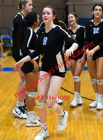 9-25-2020 - Prescott v Cactus - Varsity Volleyball