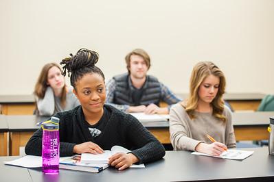 Education Degree Classroom Photos