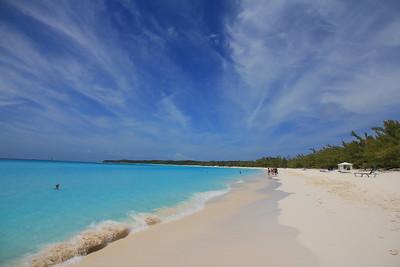 Half Moon Cay Bahamas Mar 28