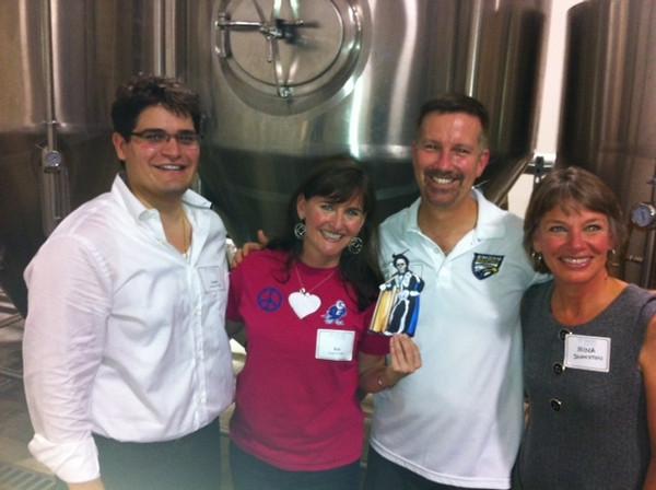 Houston Buffalo Bayou Brewery Event - 6.21.12