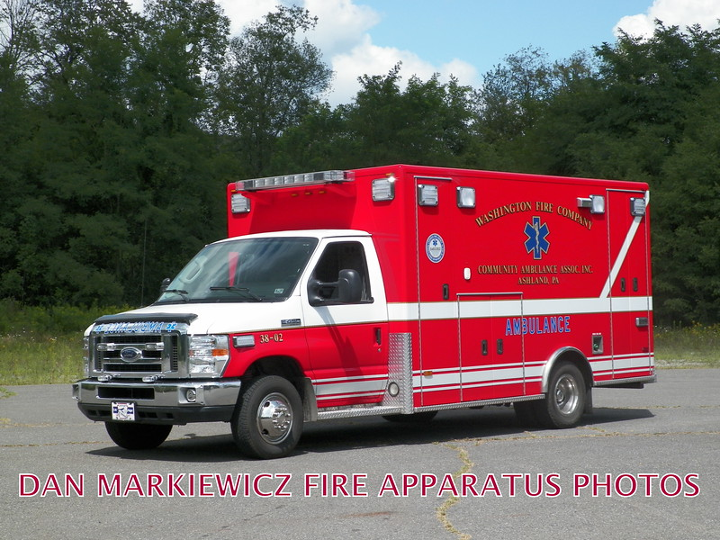 WASHINGTON FIRE CO. AMBULANCE ASSN.