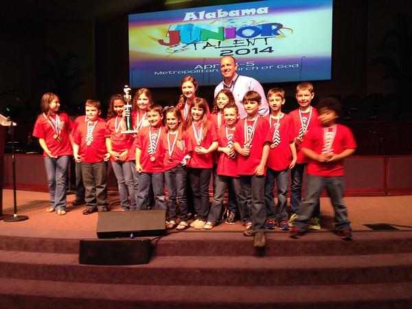 Jr. State Talent Comp