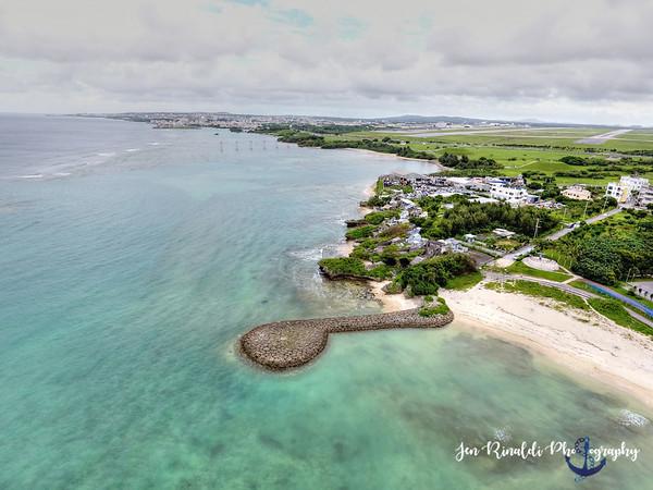 Okinawa Drone Photography