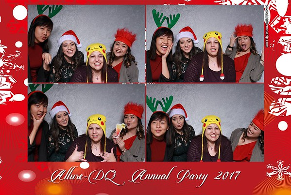 Allure-DQ Holiday Party 2017