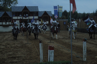Joust Tournament 2007: Oct. 19