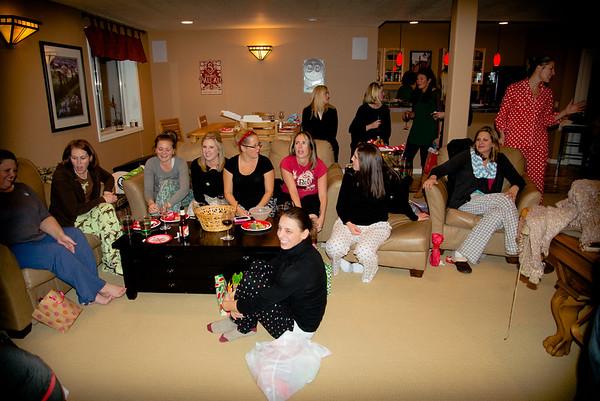 Christmas 2014 - PJ party