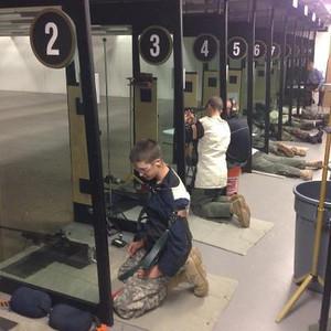 Varsity Rifle at VMSRL State Championship