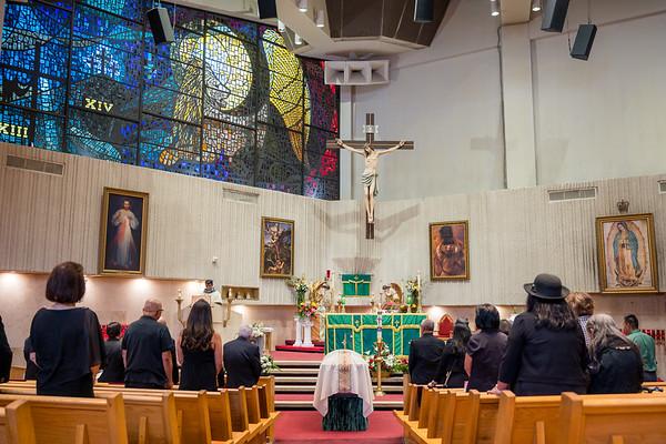 Funeral Mass | Rosalina Cabuhat