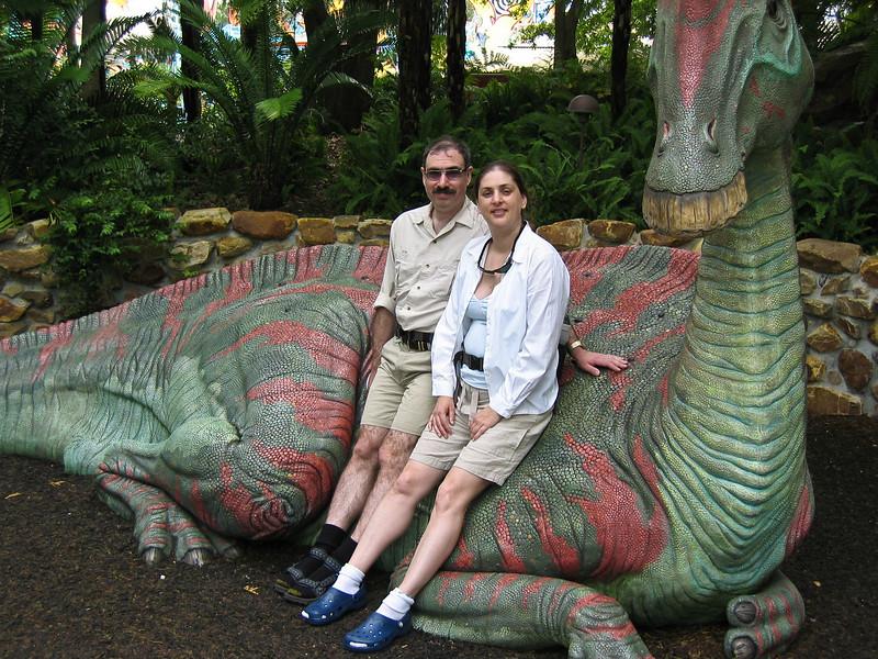 Joel and Daphne in Disney World   (Apr 23, 2005, 11:06am)