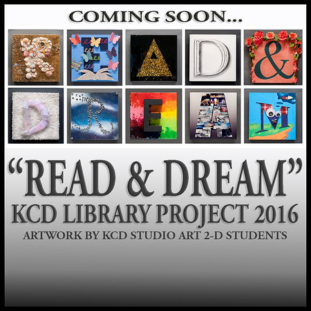 """Read & Dream"""