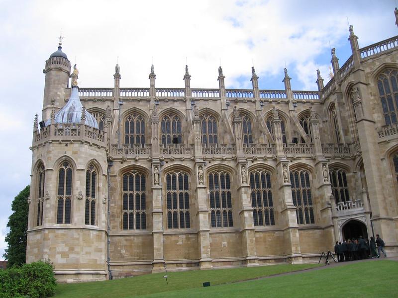 St. George's Chapel, Windsor Castle