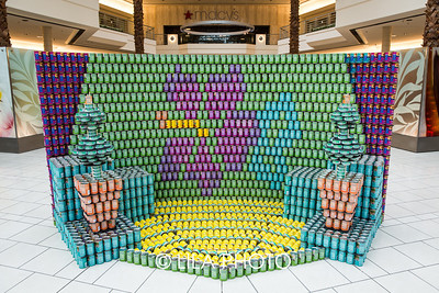 CANstruction Structures