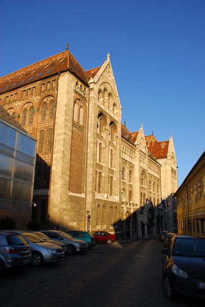 Budapest, November 2007