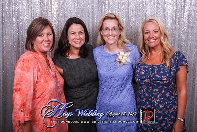 Grufik-Hays Wedding Photo booth 8-25-18