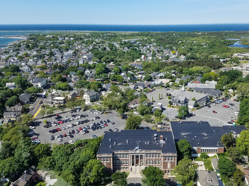 View from Pilgrim Monument