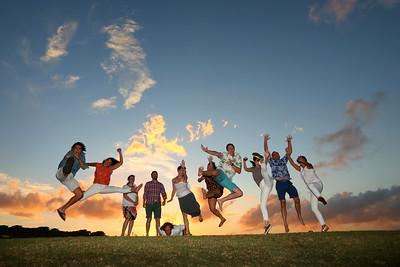 Lorna and Clint Maui Family Photos 2016