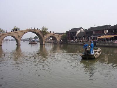 Zha Jia Jiao Canal Village