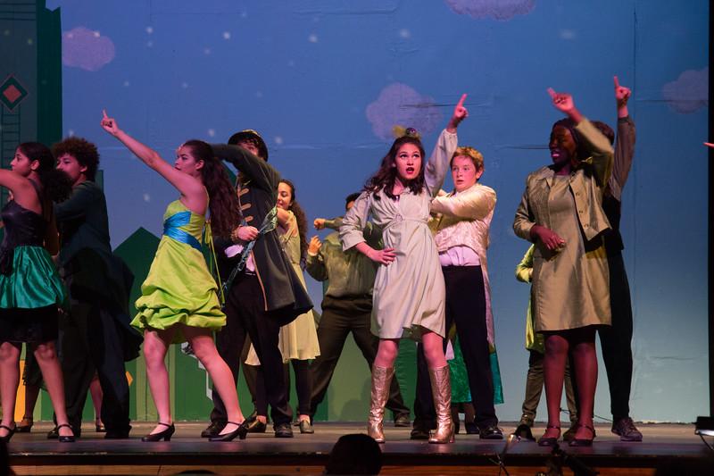 """Y'all Got It!"" -- ""The Wiz"", Montgomery Blair High School spring musical, March 26, 2017"