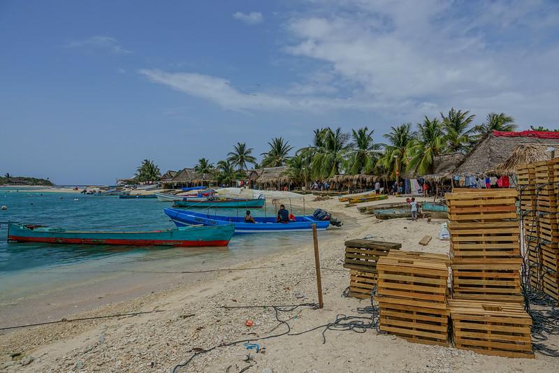 Cayo Chachahuate 2,, Honduras