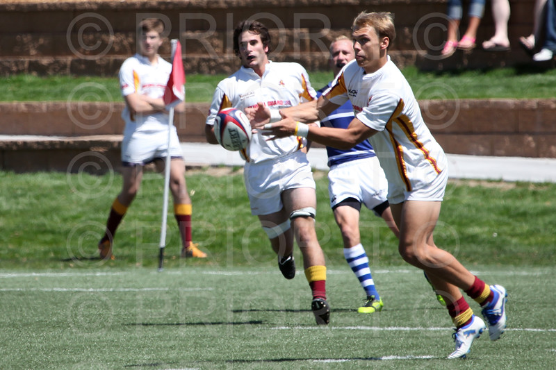 Arizona State vs Air Force Academy Rugby April 21, 2012