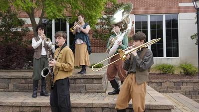 JA Twelfth Night Outdoor Performance Photos