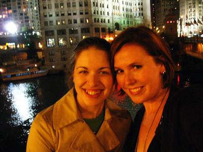 Rachel's Visit - September 2007
