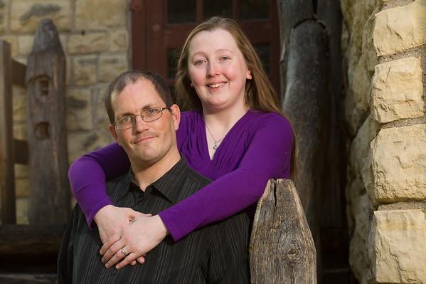 Kimberly & Tim Engagement Session
