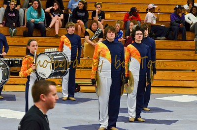 Edwardsville HS WInter Percussion