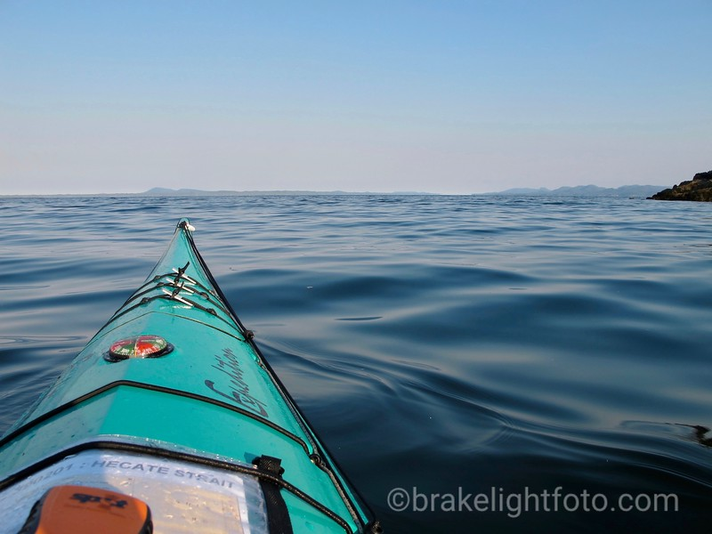 Crossing Kitasu Bay