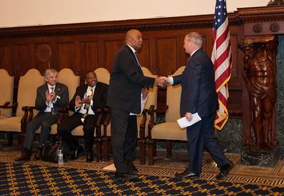 Monica Wilborn City Hall with Mayor Kenney