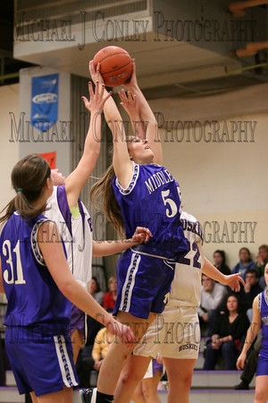 Girls Basketball - 2011 / 2012