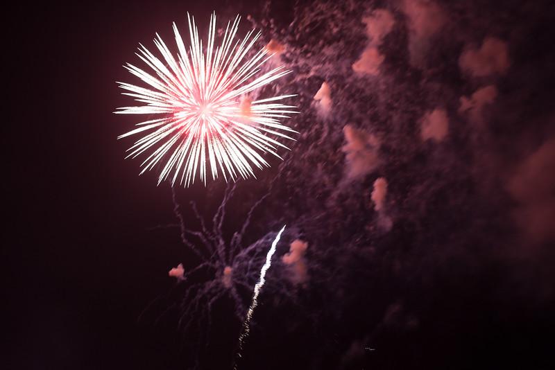 Shoeline Fireworks 2