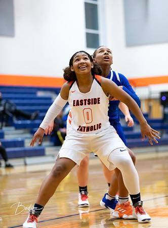 Girls' Basketball v. Rainier Beach
