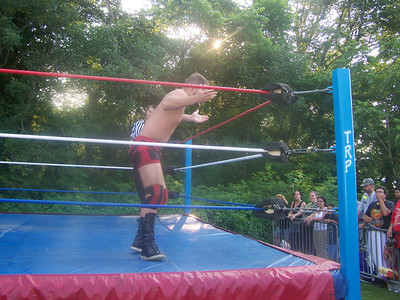 Top Rope Promotions Whaling City Festival Day 2, Show 2 July 12, 2008