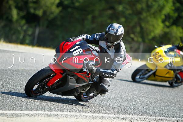 #16 - Red Black CBR