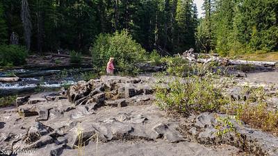 08-19-2020 Hiking Rogue River Gorge