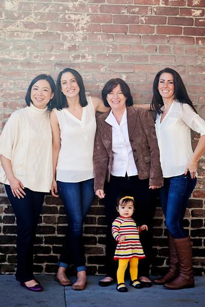 Adrea: Barbara's Family 2014