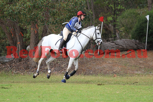 2012 10 14 Wallangarra ODE 3 Cross Country D Grade